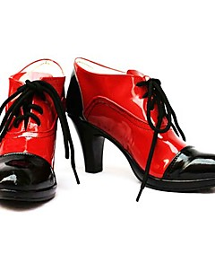 grell chaussures de cosplay sutcliff
