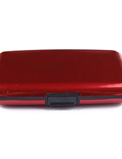7-lags vandtæt tegnebog holder kreditkort lomme business id sag (6 farver)