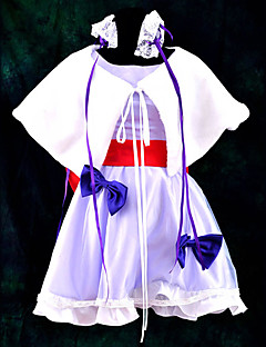 Cosplay Costume Inspired by Macross Frontier Young Sheryl Nome Lolita Dress