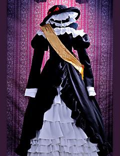 cosplay kostuum geïnspireerd door als ze huilen 3 Umineko geen nakukoroni Virgilia