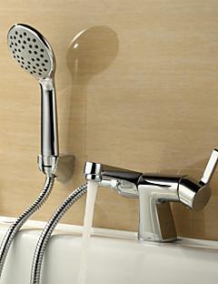 Koupelnové baterie Sprinkle®  ,  Moderní  with  Pochromovaný Jeden kohoutek S jedním otvorem  ,  vlastnost  for Široká baterie