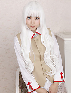 Peluca de Cosplay Estilo Angel Sanctuary Rosiel