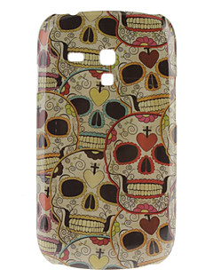 Skull Pattern Hard Case for Samsung Galaxy S3 Mini I8190