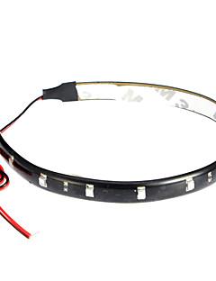 LED 라이트 스트립 30CM, 레드 / 화이트 / 블루 - 레이