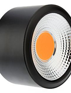 Plafonniers Blanc Chaud 10 W 1 COB 720 LM 3000K K AC 100-240 V