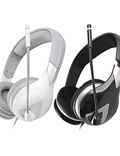 somic G945 en auriculares con micrófono, control remoto, usb para pc