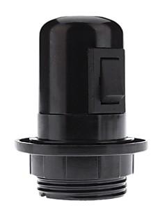 E27 Base Bulb Socket Lamp Holder with Switch (4A,250V)