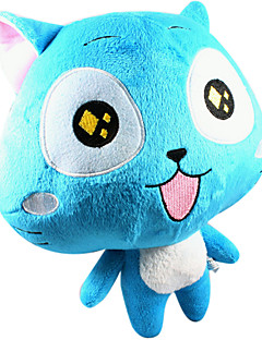 Plush Toy Inspired by Fairy Tail Happy