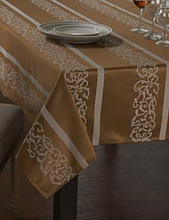 Or traditionnelles coton polyester Tissus Jacquard Blend Tableau géométriques