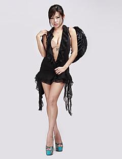 Sexy Demônio anjo vestido de Halloween Costume (2 Unidades)