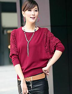 Women's Beige/Black/Red Cardigan , Casual