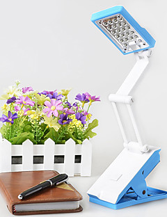 1.8W Modern Dimbaar Clamp-On Led bureaulamp met USB-interface