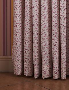 (Deux panneaux) michelle Luxury® rideau économiser l'énergie doux pays d'accueil