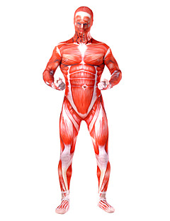 "Attack on Titan ""Colossus Titan"" Bertolt Hoover Unisex Full Body Zentai"