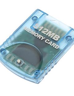 Scheda di memoria 512MB per Wii
