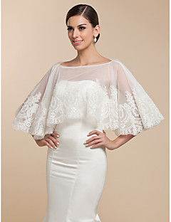 Kaunis Lace Ilta / Wedding Puncho (More Colors)