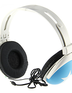 S3、S4、iPhone用ヘッドホンは、iPod(ブルー) - 耳にファッショナブルなステレオ