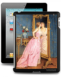 Speciale Patroon 3D Effect Hard Case Back Cover voor iPad 2/3/4