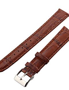 Herren Damen Uhrenarmbänder Leder Uhren Zubehör