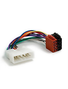 ISO Wire Harness Plug Adapter för DAEWOO Nexia Espero 1995 +