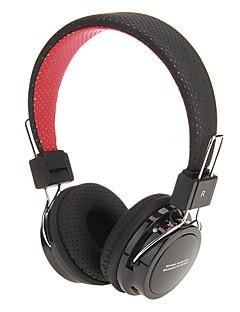 sf-sh011b auriculares bluetooth 3.0 sobre la oreja inalámbrica de alta calidad con fm para el ordenador / teléfono móvil