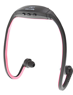 SH-W1 Wireless Neck-Band kuuloke FM, TF korttipaikka