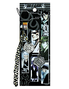 Bleach The Third Team Agent Card Mobiltelefoner Strap Cosplay Tilbehør