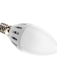 E14 5 W 15 SMD 2835 450 LM Warm White Candle Bulbs AC 220-240 V