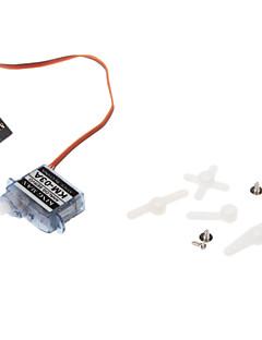 Kong Max 3,02 g Plastic Gear Micro Analog Servo (coreless Motor)