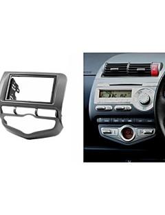 Radio Fascia Facia Trim installation Kit for HONDA Fit Jazz 2002-2008 Auto Air-Conditioning Right Wheel