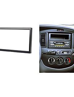 Radio Fascia Facia Trim installationssats för MAZDA Demio 1996-2002 Familia 1994-2004 MPV 1990-1999 Tribute 2000-2004