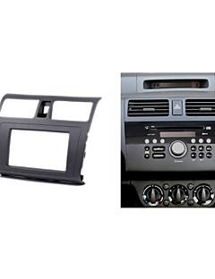 Radio Fascia Facia Trim installationssats för SUZUKI Swift 2004-2010