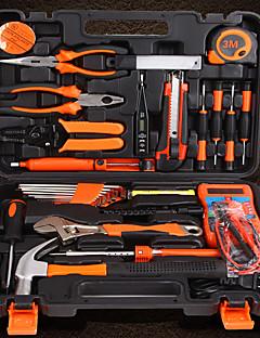 electroplating Allov Steel 22 PCS Electrician carpentry repair kit box combination