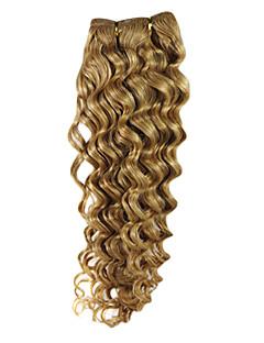 22inch Indian Remy Hair Tissages année 5A vague profonde 100g Plus de couleurs Avaliable