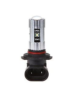 최고 밝은 25W 9005 HB3 크리 말 XPE-R3 LED 차 안개등 램프 전구