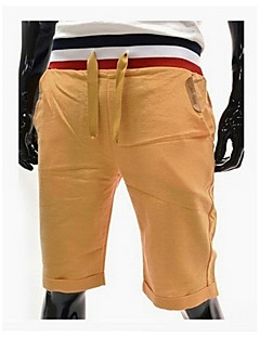 HF Men's Casual Sports Cotton Pants