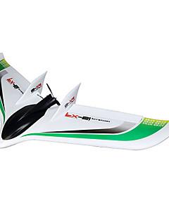ZETA 4CH OEP FX-61 Phantom FPV Modelo Flying Wing PNP ZT005 (Verde)