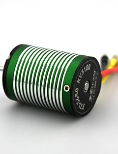 X-TEAM XTI-3650 3100kv 4.5D 4-Poles Sensorless Brushless Inrunner Motor for 1/10 on-road,Buggy,400-600mm Boat