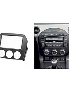 Radio Fascia Facia Trim installationssats för Mazda MX-5 Miata 2005 2006 2007 2008 2009 2010 2011 2012