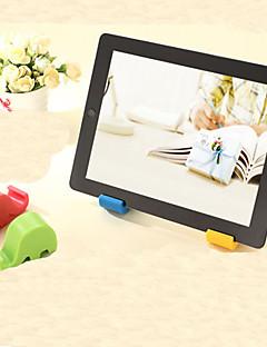 ensfarvet elefant design mobiltelefon hold (tilfældig farve)