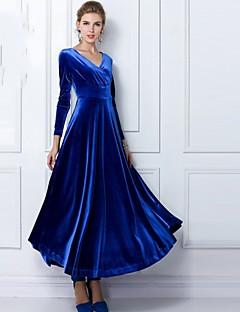 JFS damska elegancka sukienka v szyi