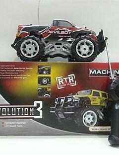01:14 Radio Remote Control veículos off-road com vibração RC Car