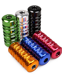 Aluminum Alloy Kromatisk Grip Grips Tube for Tattoo Machine Gun (tilfeldig farge)
