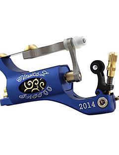 -Draad snijden Blue Tattoo Machine Gun voor liner en shader