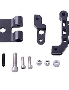 CNC Aluminum Alloy FPV Monitor Mounting Bracket for DJI in Black