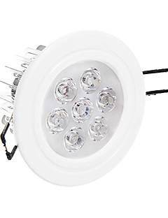 Luces de techo (Blanco Natura 7 W 560 lm- AC 85-265