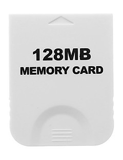 128MB Memory Card for Wii