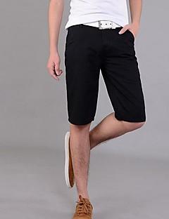 Slim Jeans pantaloni Drept decupate pentru bărbați