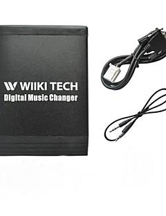 USB SD 3.5mm Aux In ja Bluetooth Valinnainen auto MP3-soitin sovitin Toyota Lexus GS300 GS400 GS430 GS451H GX470 LS460
