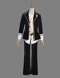 inspirado por los amantes de Diabolik Sakamaki shu trajes de cosplay